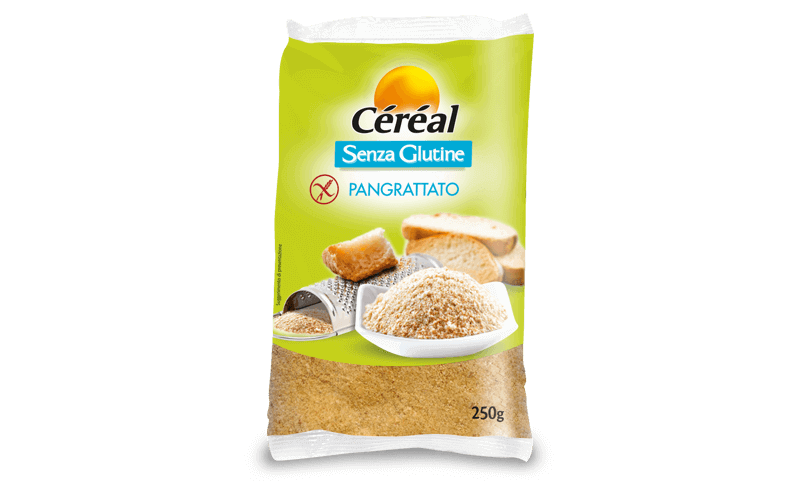 Pangrattato Pane e Sostitutivi Senza Glutine su cereal.it