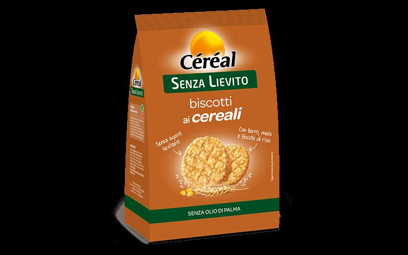 Biscotti ai Cereali Senza Lievito su cereal.it