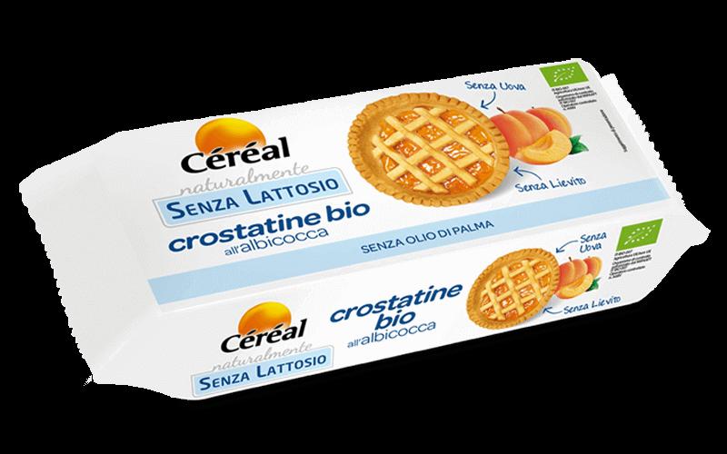 Crostatina Bio all'albicocca Buoni Senza su cereal.it