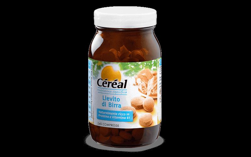 Lievito di Birra Nutrizione Specifica su cereal.it