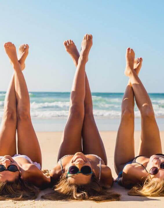 BEACH TRAINING: perché l'allenamento in spiaggia fa bene?