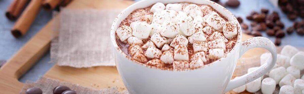 Cioccolata in tazza, un autunno di felicità!