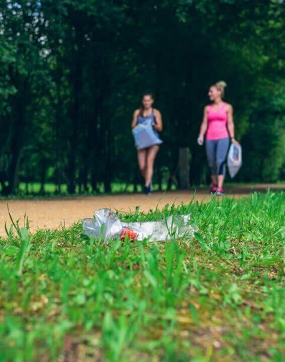 Il plogging: tra sport e ambientalismo