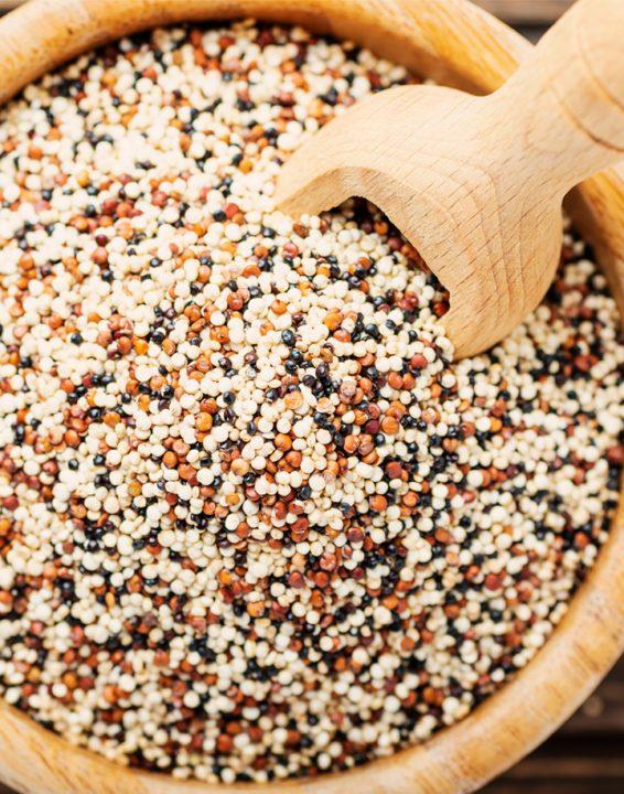 Quinoa: tutto il buono della scelta gluten free